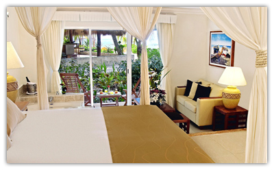 Beachfront Jacuzzi Junior Suite
