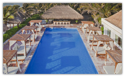 El Dorado Seaside Suites Pool