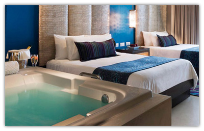 Deluxe Room - Two Double Beds