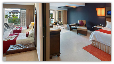 Signature Family Suite - Two Bedroom